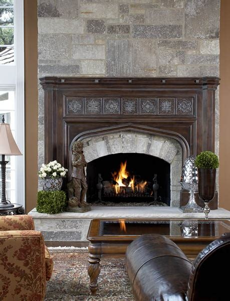 Handcraft Cabinetry - handcrafted cabinetry design fireplace ideas