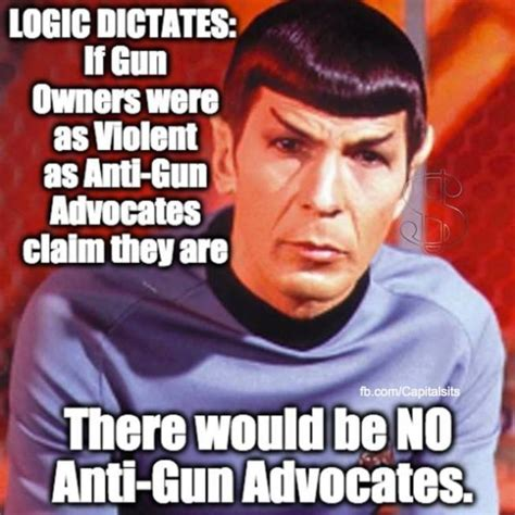 gun bad 2 destroying the anti gun narrative books meme reveals most illogical aspect of gun supporters