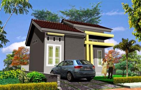 desain depan rumah type 36 pilihan desain terbaik rumah minimalis type 36 di