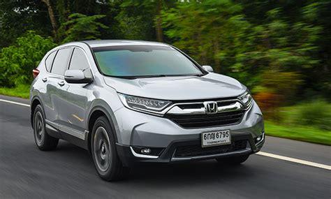 New Honda Cr V 2 4 At honda cr v 2 4 petrol 2017 review bangkok post auto