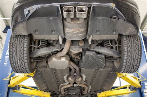 Chrysler Crossfire Exhaust by Srt6 Stock Exhaust Megan Drone Crossfireforum The