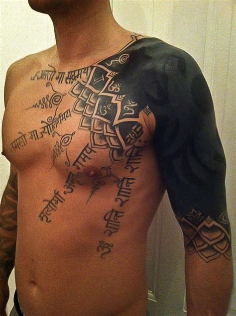 tattoo mantra a mantra of peace and happiness tattoo part 2 by meatshop