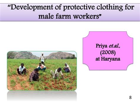 protective clothing for farm workers
