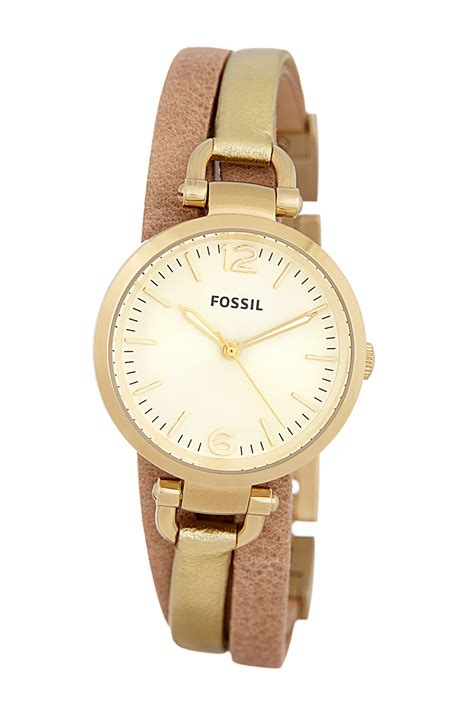 fossil s leather nordstrom rack