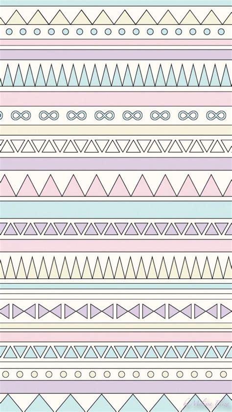 pastel pattern aztec pastel tribal iphone wallpaper i p h o n e w a l l p a p