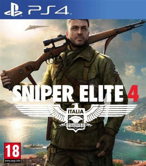 Kaset Ps4 Sniper Elite 4 sniper elite 4 ps4 price review and buy in dubai abu dhabi and rest of united arab emirates