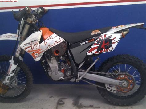 2005 Ktm 525 Exc 2005 Ktm 525 Exc Racing Pics Specs And Information