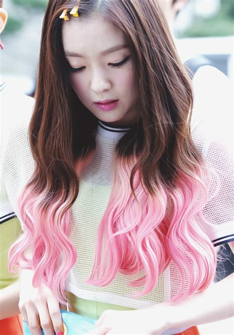 popular kpop hair colours red velvet yeri hairstyles and hair colors korean