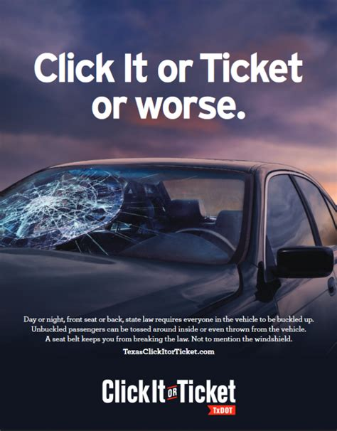 seat belt ticket cost click it or ticket this memorial day weekend center for