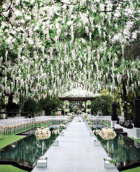 Outdoor Wedding Ceremony Decorations by Outdoor Wedding Outdoor Ceremony Reception Ideas