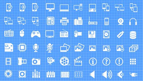 Free download: 500 Vector Mega Icon Pack | Webdesigner Depot