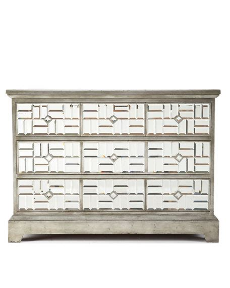 gatsby mirrored bedroom furniture john richard collection gatsby mirrored chest