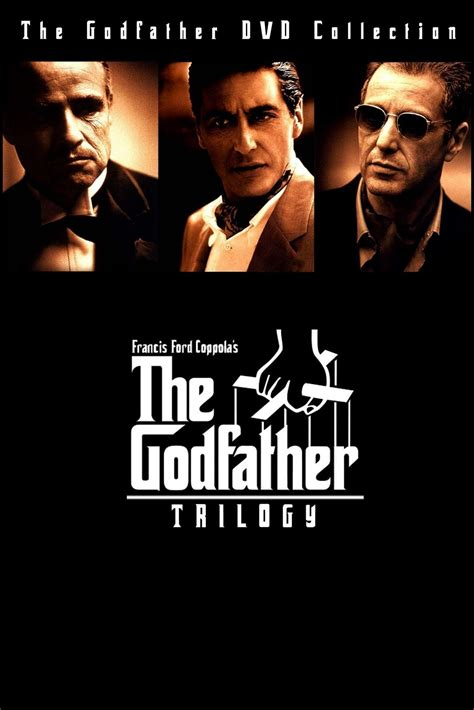 godfather trilogy   video  yep