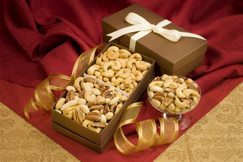 Nuts Gifts For - cashew mixed nuts gift box duo