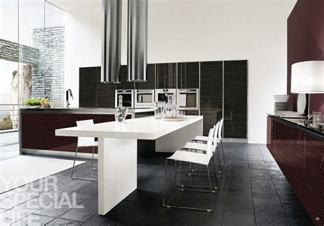 Pictures Of Backsplashes In Kitchens modern kitchens visionary kitchens amp custom cabinetry