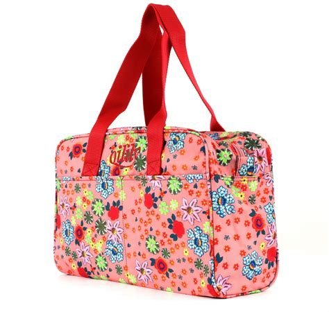 That Bag Is Fantastic by Oilily Fantastic Garden S Shopper Bag Pink