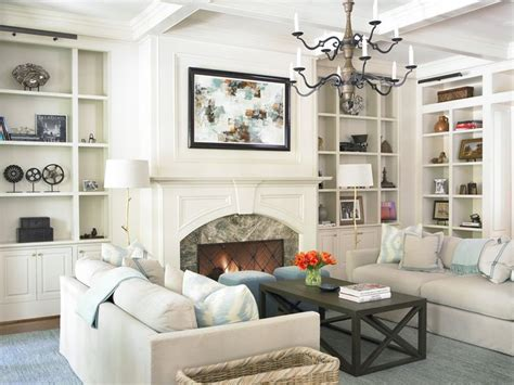 bookcase idea for built ins next to fireplace the design