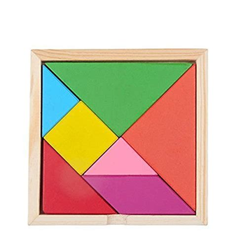 Amazon Giveaway Rules - amazon giveaway d mcark colorful wooden tangram pattern blocks puzzle tangram brain