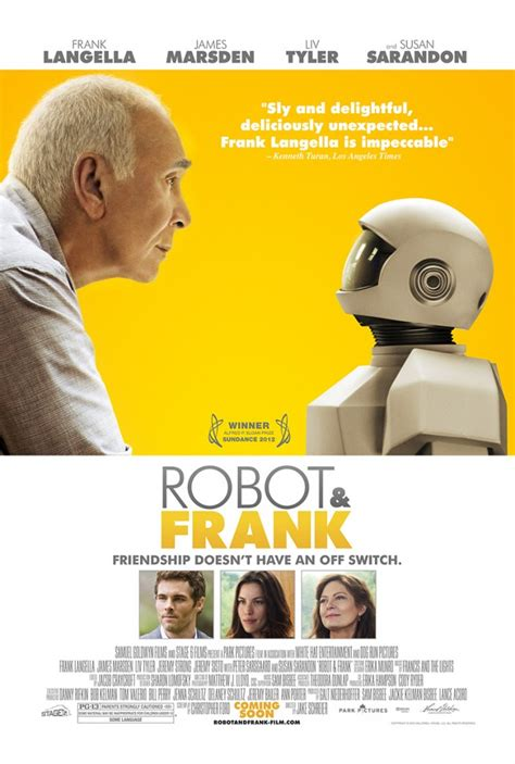 film robot and frank new on dvd robot and frank