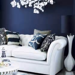 Navy Blue Room Decor by Fab Color Combo Navy And White