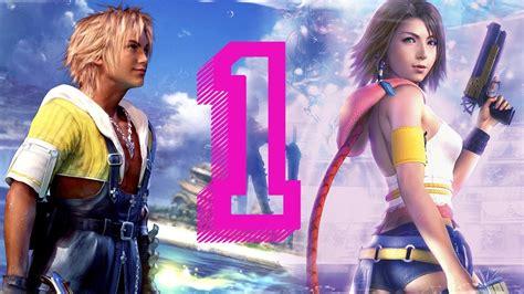faq walkthrough guide for final fantasy x on playstation 2 ps2 final fantasy x x2 hd remaster walkthrough gameplay
