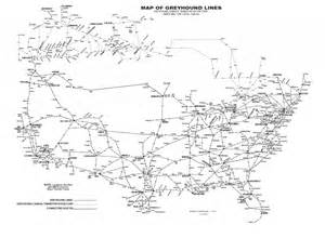 greyhound map california greyhound map