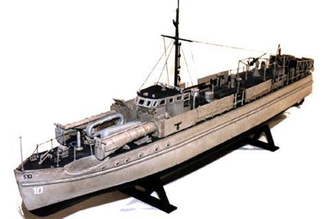 Airfix 1/72 German E-Boat E Boats