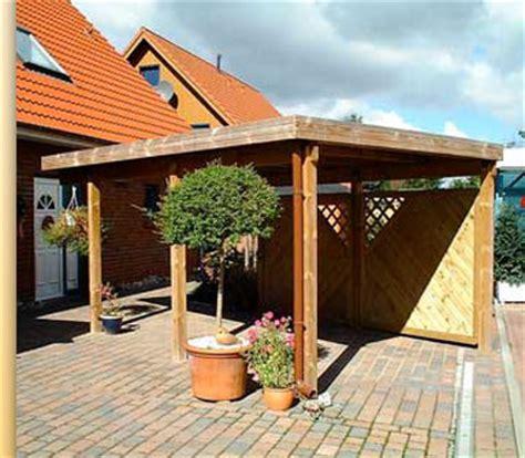 Garten Carport by Carport Und Garten Aus Felde Bei Kiel Schleswig Holstein Carports Terrassen D 228 Cher