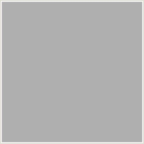 silver hex color afafaf hex color rgb 175 175 175 gray grey