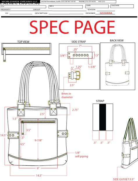 bags and suitcase pattern design software technical sketches paula bonnafant