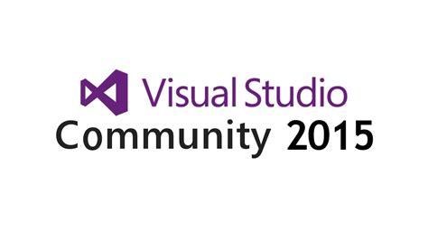 microsoft visual studio 2015 logo tutorial deutsch download und installation visual studio