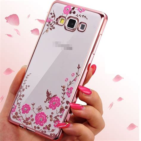 Samsung Galaxy J1 J2 J3 J5 J7 2015 2016 Iron Abstract X4279 for samsung galaxy j1 j2 j3 j5 j7 2015 2016 j5 j7 prime cover bling tpu soft flower