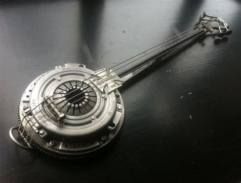 heavy metal banjo neatorama