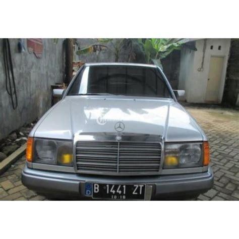 Accu Mobil Di Bekasi mobil mercy mercedes e320 tahun 1989 second harga