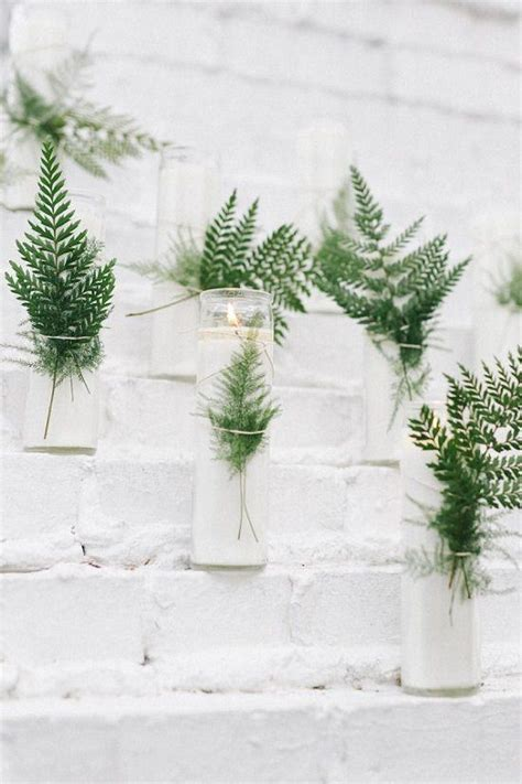 fern decor 1000 ideas about greenery decor on pinterest wedding