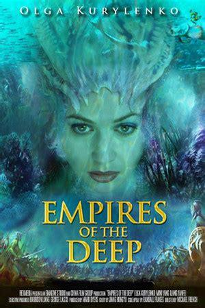 film romance fantastique empires of the deep bande annonce vo avec olga kurylenko