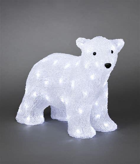 polar bear christmas outdoor decoration led lights wooden led christmas decoration halloween costume ideas
