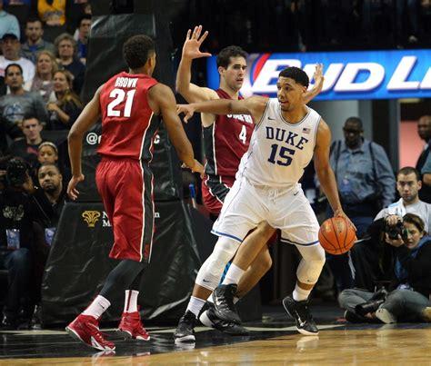 Duke Vs Stanford Mba by Jahlil Okafor And The Best Freshmen In College Basketball
