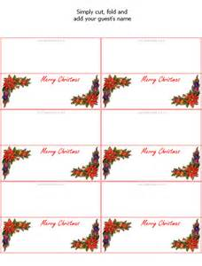celebrate it templates place cards free printable place cards template search