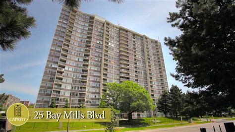 scarborough appartments scarborough apartments for rent video 25 baymills road