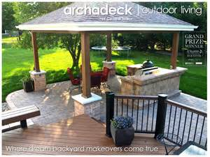 central iowa backyard makeover becomes reality an