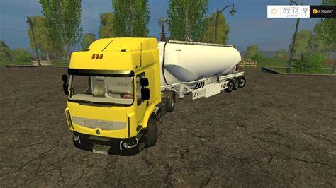 renault trucks premium renault premium 450 truck v1 0 farming simulator 2019