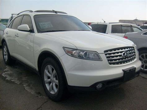 nissan infiniti 2002 2002 infiniti fx35 pictures 3500cc for sale