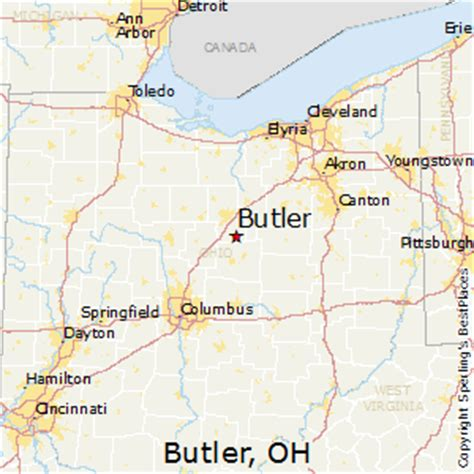 section 8 butler county ohio best places to live in butler ohio