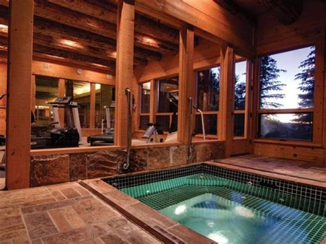 Awesome Game Room Designs - amazing log cabin home in park city utah home design garden amp architecture blog magazine