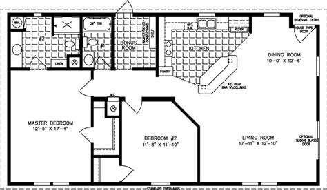Basement Floor Plans 1200 Sq Ft 1200 To 1399 Sq Ft Manufactured Home Floor Plans