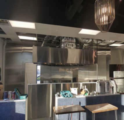 Commercial Kitchen Dallas by Restaurant Hoods Commercial Hoods Exhaust Hoods Vent