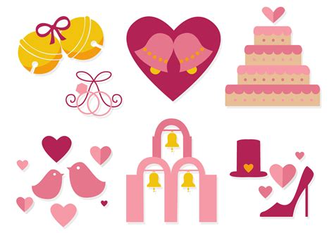 Wedding Vector Images Free by Free Wedding Bells Vector Free Vector