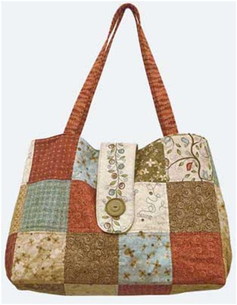 tote bag pdf pattern free buttons and blooms bag free pdf pattern handbag