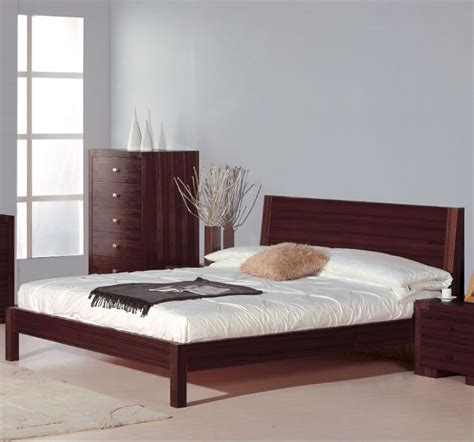 modern platform bed modern bedroom furniture stores in